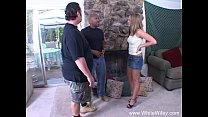 Blonde MILF BBC Anal Interracial video