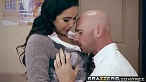Brazzers - Big Tits at School -  No Bubblecum In The Classroom scene starring Karlee Grey and Johnny Thumbnail
