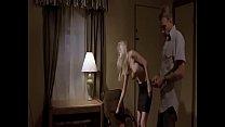 Blonde prostitute.