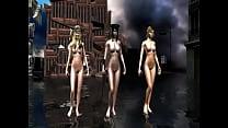 3 Hot Naked Girls.'s Thumb