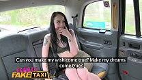 Female Fake Taxi Amazing pussy eating orgasms as driver gets fantasy fuck