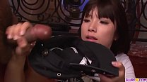 Hinata Tachibana cock sucking extreme in Asian video - More at Slurpjp.com porn image