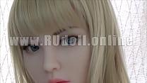 Expensive Elite Realistic Sex Dolls on www.RUdoll.online 145 cm Natasha