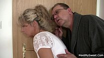 His old parents tricks her into threesome - andressa soares porn thumbnail