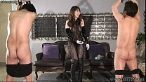 Free download video bokep CFNM Japanese Femdom play with a penis