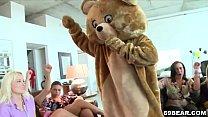 Bachelorette Party Dancing Bear Style