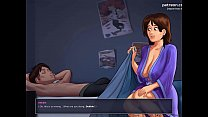Gorgeous Milf adult breastfeeding l My sexiest gameplay moments l Summertime Saga[v0.18] l Part #10 thumbnail
