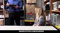 ShopLyfter - Adira Allure Banged After Caught S...