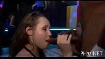 Lots of gangbang on dance floor - Download mp4 XXX porn videos