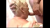 marwadi sex videos: Lonely Grandma Goes All The Way thumbnail