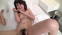 Uncensored Japanese amateurs massager threesome subtitled Image