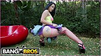 BANGBROS - Katrina Jade Wears Tutu And Looks He...