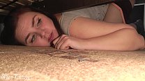 16220 Stuck under the bed and was fucked in a wet pussy preview