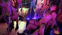 Mary Rider e Yelena vera di fanno scopare in tutte le posizioni sul placo del salone erotico di Barcellona thumbnail
