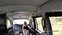Real Hospital Sex: Blonde got foot in the ass in fake taxi thumbnail