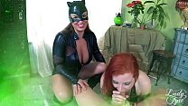 Image: Batman Unmasked -Lady Fyre & Mallory Sierra
