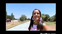 Rollerblading Teen Slut Kim Capri - ProPros.com