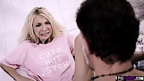 Rebel teen Kenzie Reeves came home late from a party and gets a fuck punishment from her horny stepdad. صورة