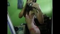 Transex feminina Eduarda Vieira brincando pra você thumb