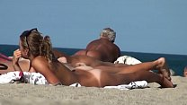 Nudist beach [full HD clip] Thumbnail