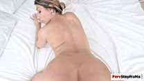 Makayla banged by her stepsons huge cock thumbnail
