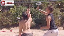 How to make badminton Ashli Orion Kaci Starr HD Porn