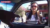 LETSDOEIT - Horny Colombian Latina Seduced and ...