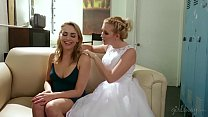 Samantha Rone And Mia Malkova Pussy Licking's Thumb