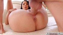 All Internal Her first ever vaginal creampie video