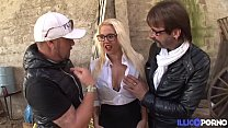 Ayesa bombe sexuelle espagnole veut se faire défoncer le cul thumbnail
