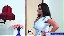 (Sheridan Love) Housewife With Big Juggs Love Intercorse On Camera Clip-25