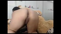 Super nice big tits babe on cam live show