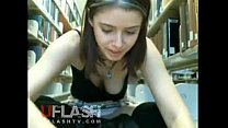 Naked In School Library W Dildo On Webcam Porn ...