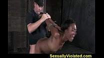 Chanell gets wrecked and helpless pt 2 video