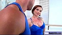 Busty Milf Wife (katja kassin) Bang Hardcore In Front Of Camera movie-15 video