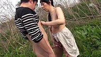 熟女の火遊び飛びっ子装着 ~わがまま痴女の野外露出~ 華城咲 2