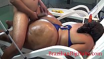 BrazilianBigButts Com BBW Big Ass Shows Off Blu