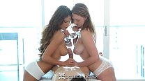 Passion-HD - Skye West and Trisha Parks share d...