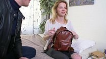 I Fucked Her Finally - Cutie dares to follow the dudes out of curiousity - 69VClub.Com
