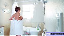(Ariella Ferrera) Round Big Tits Mommy Enjoy Hard Sex movie-06