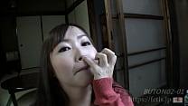 Plumper milf digging her nose(FETIS)