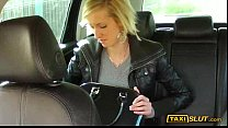 Ameur bldie chick Johana pounded and facial with taxi driver - 9Club.Top