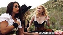 Digitalplayground - Rawhide Scene 3 Susy Gala Nick Moreno