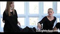 Gothic Sluts Fucked By Bffs Dad Pt |Daughterlust.com