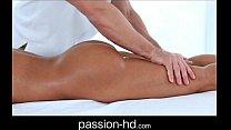 Lisa Ann office massage bang