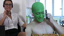 Atendente safada transa com cliente insatisfeito porn thumbnail