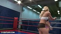 Nude Fight Club Presents: Nataly Von Vs Nikky Thorne