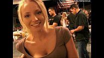 Hot Chick in a Bar Shows Me Everything thumbnail