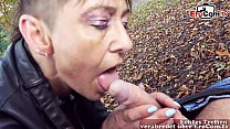Ugly german housewife public pick up in Berlin Street Casting EroCom Date Story