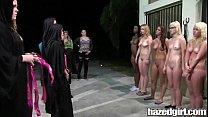 Hazedgirl Hazing Girls